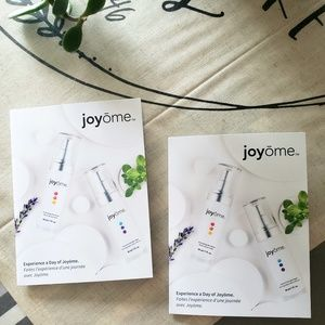 TWO TRIAL packets of Joyome